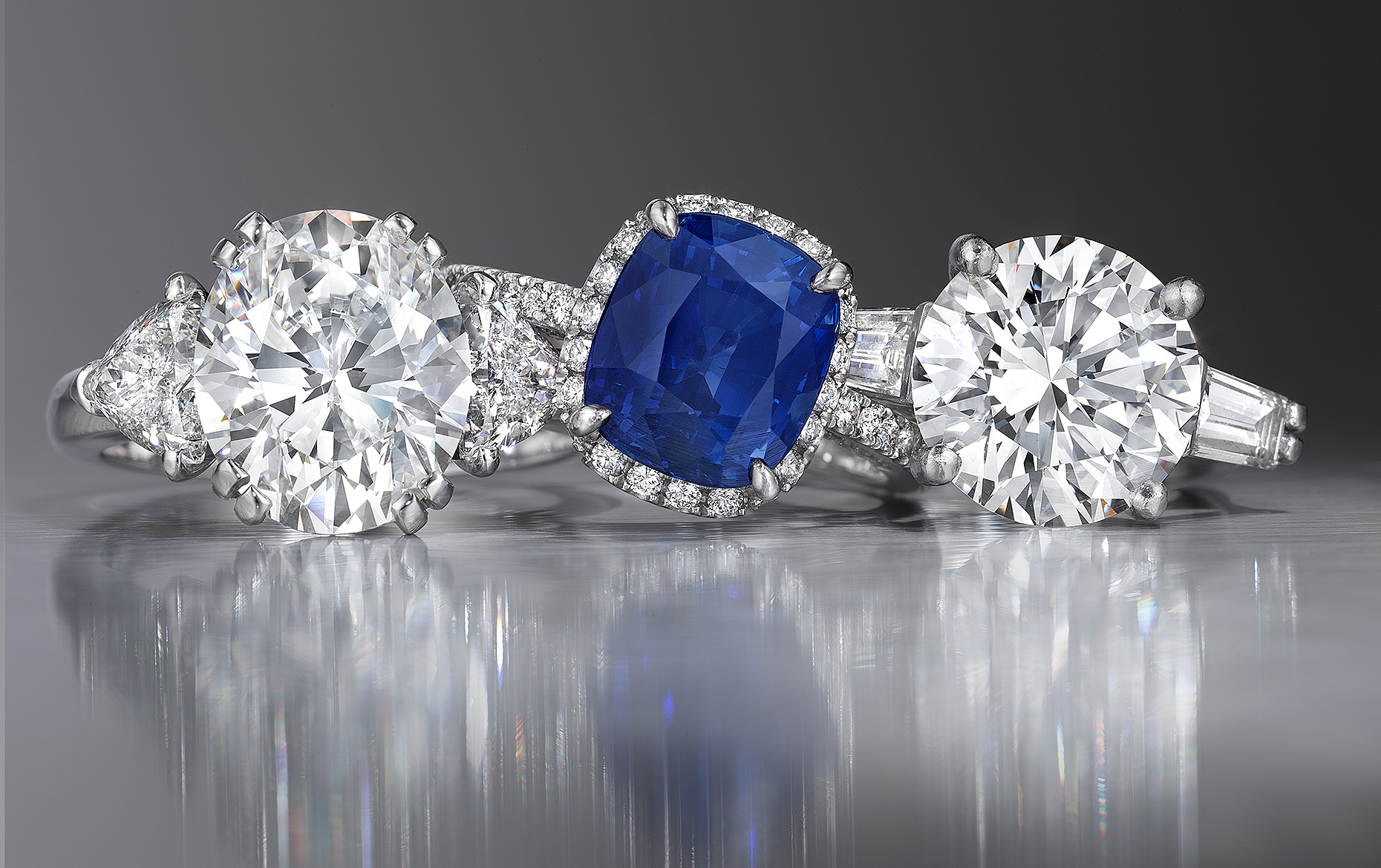 Christies Engament Rings