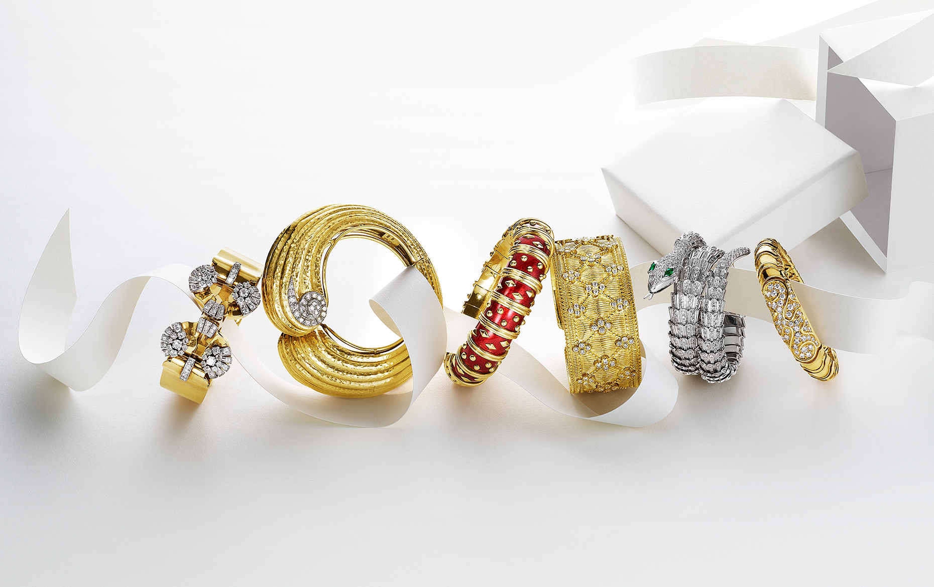 Holiday Bangles