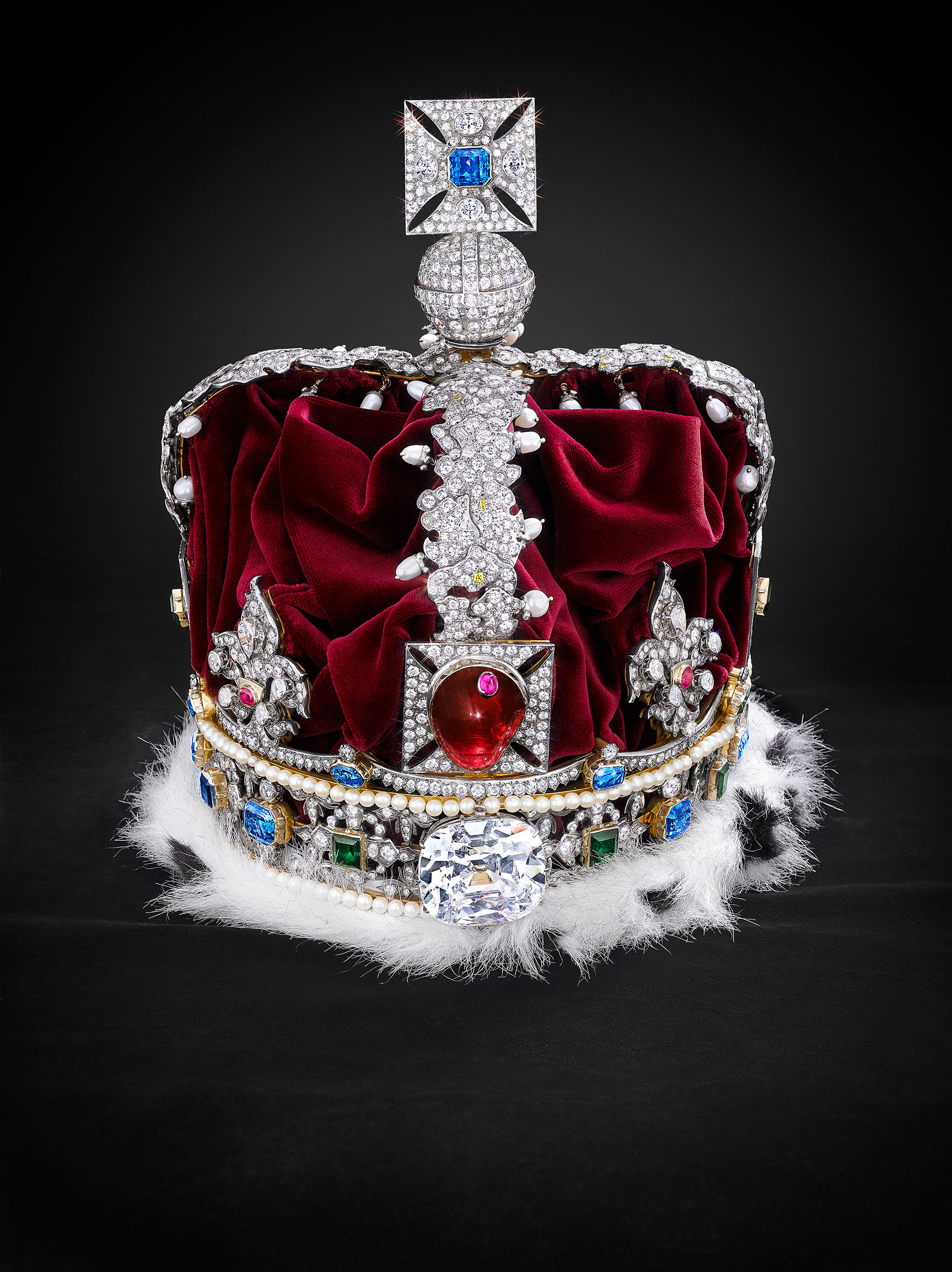 Magnificent Royal  Crown