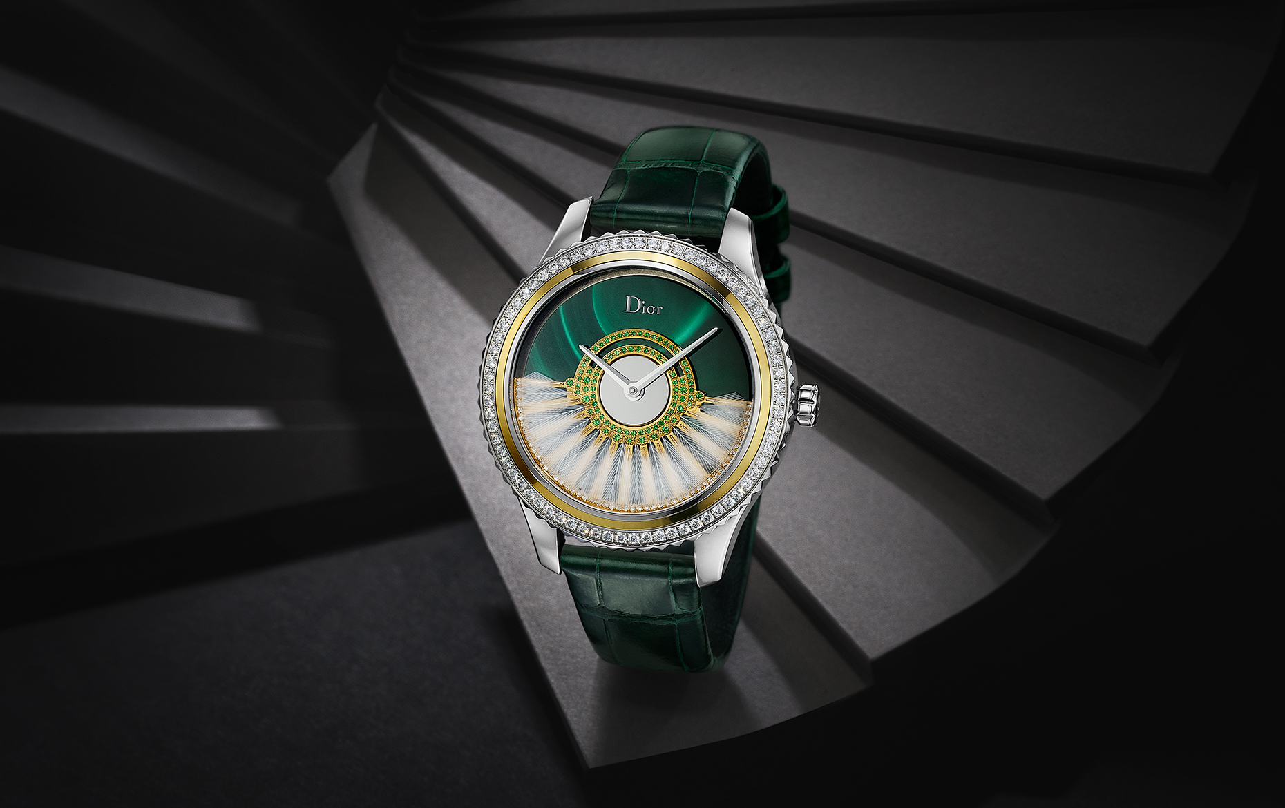 Dior Ball Green Watch