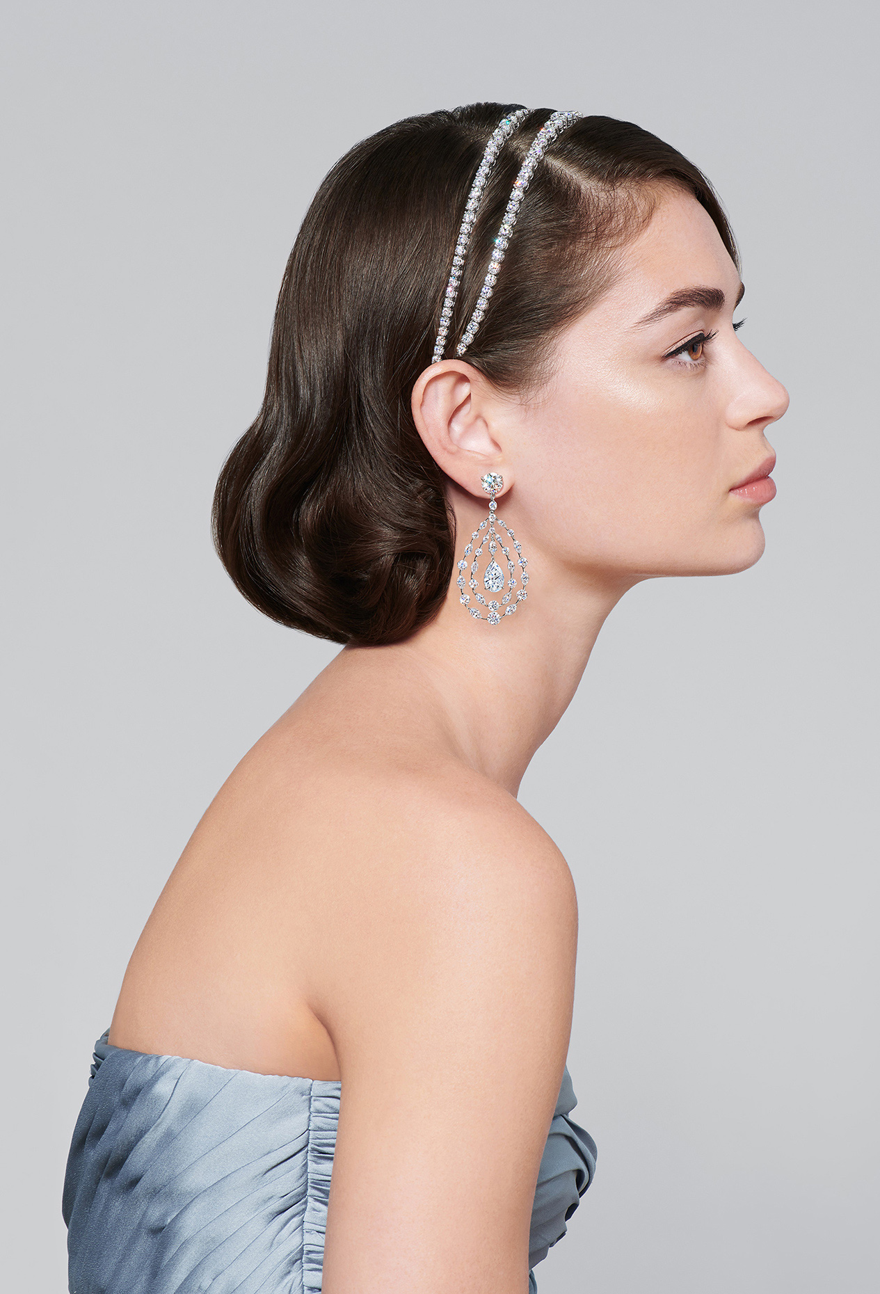 Kwiat Diamond Headband